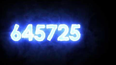 Numbers 1-1,000,000! Blue Exorcist Edition