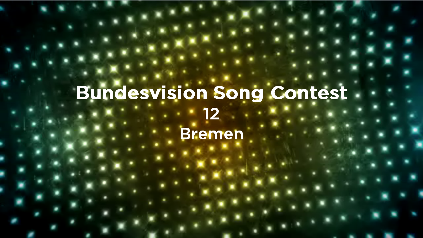Bundesvision Song Contest 12