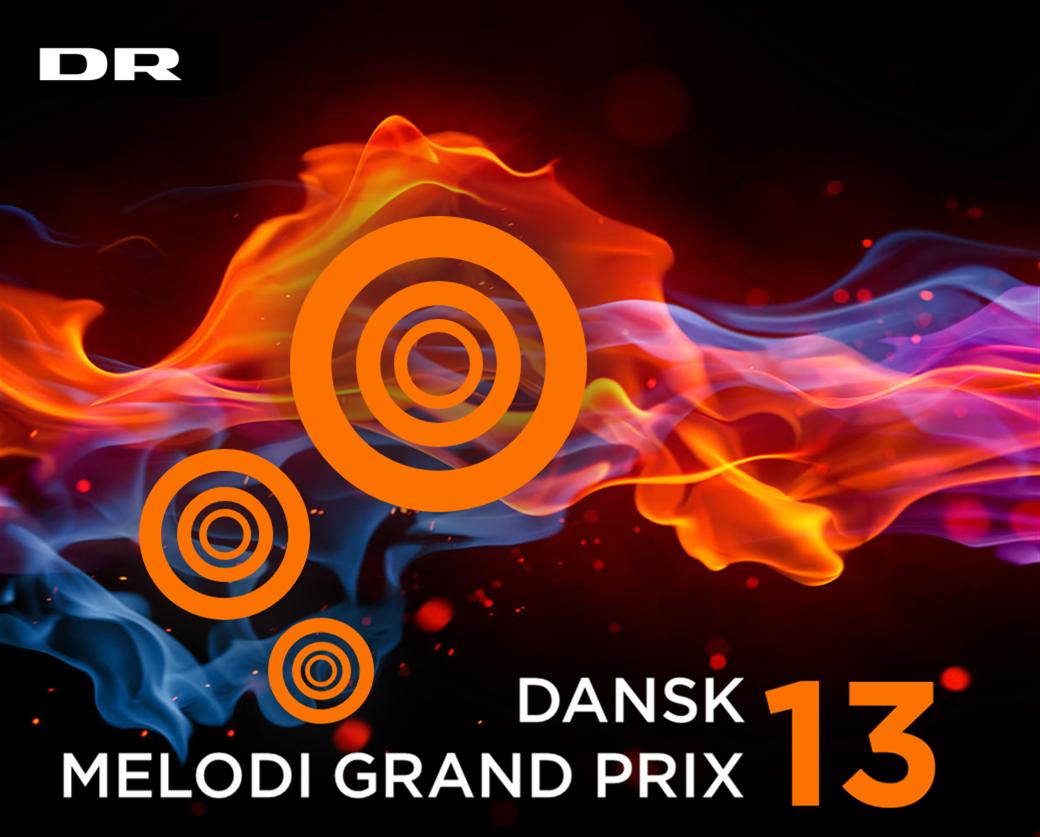 Dansk Melodi Grand Prix 13