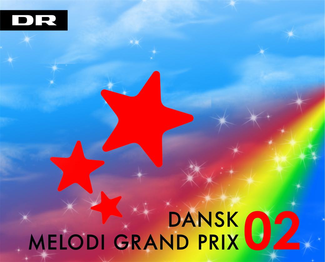 Dansk Melodi Grand Prix 02