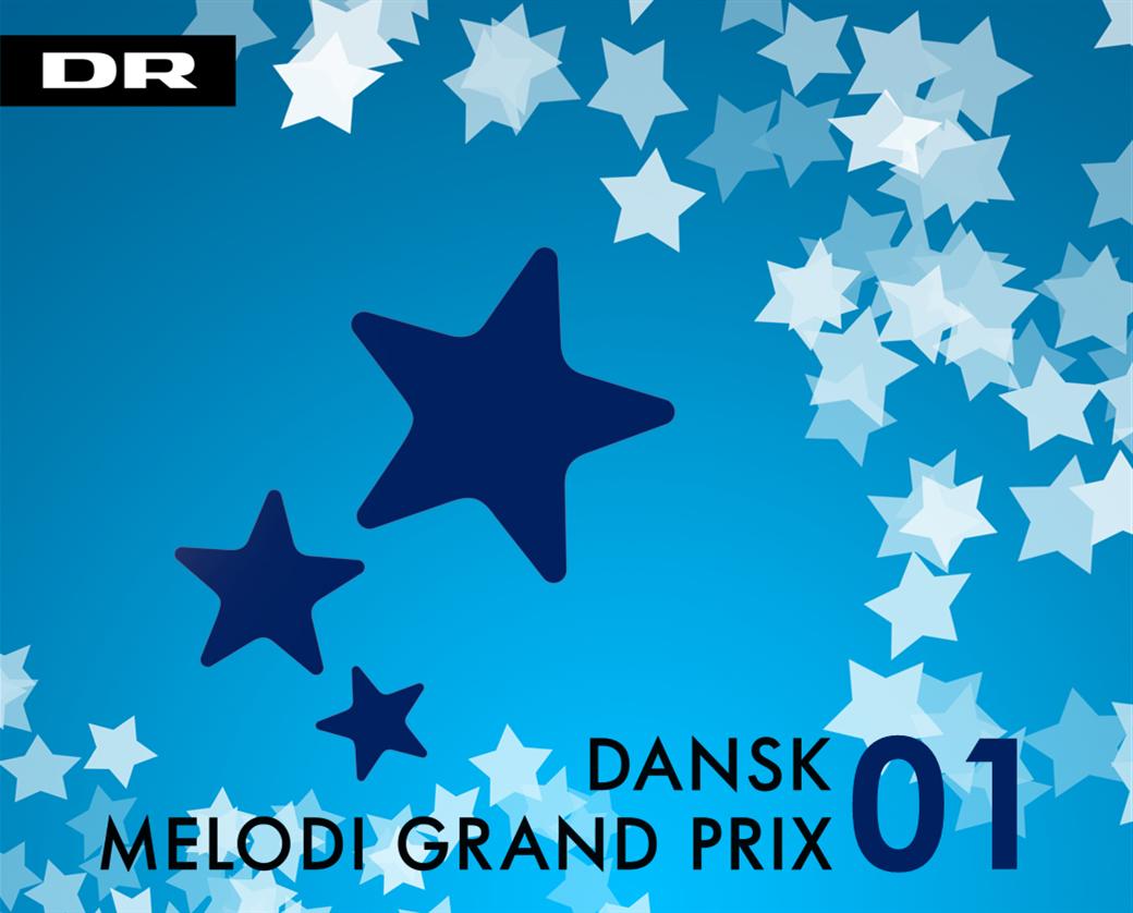 Dansk Melodi Grand Prix 01