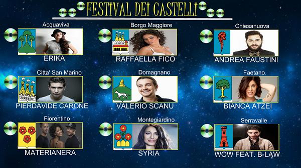 Festival dei Castelli 1