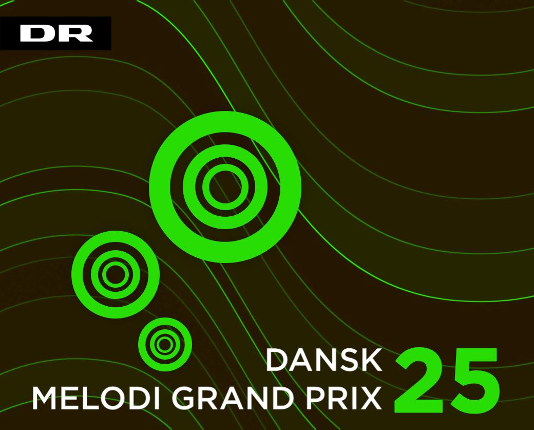 Dansk Melodi Grand Prix 25