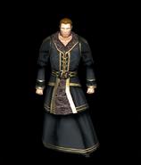 Cleric's robe