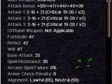 Druid 9/ monk 20/ shifter 11