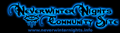Neverwinter Nights Community Site (unofficial)