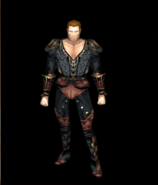 Warrior's tunic