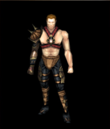 Gladiator's outfit
