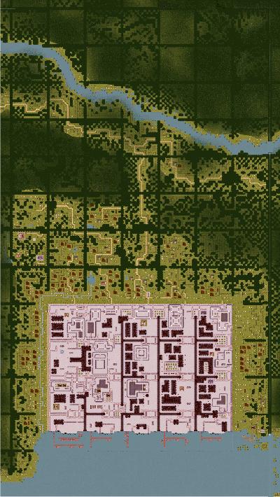Argentum Regio: The city of Dohral (1.0)