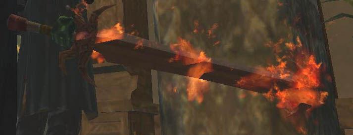Angurvadal (Flame Tongue)