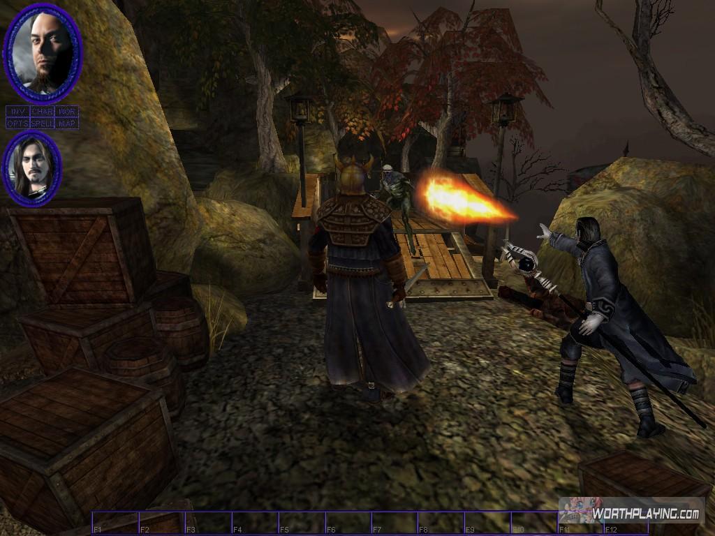 Pre-release screenshot archive summer 2005