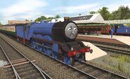 Henry Blue RWS