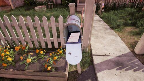 The Farley Mailbox