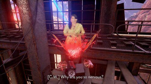 The test hologram