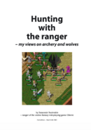Hunting With the Ranger cover
