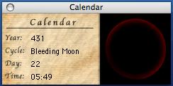 Day 22 of the Bleeding Moon (during 13 September 2008).