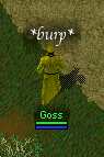 Goss-burp