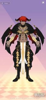 Diavolo demon form