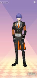 Leviathan's Butler Outfit