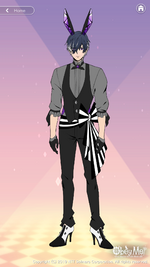 Belphegor's Bunny Outfit