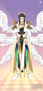 Lucifer's Angel Form