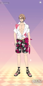 Asmodeus's Swimsuit