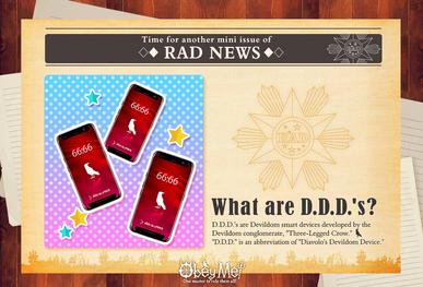 RAD News extra 1