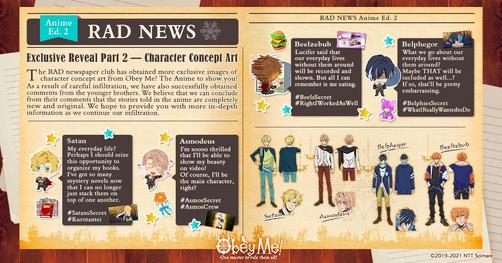 Rad news anime edition 2