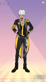 Mammon butler outfit