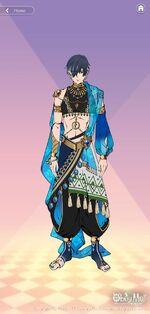 Belphegor's Arabian Outfit