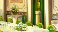 Celestial Realm dining room