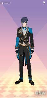 Belphegor's Butler Outfit