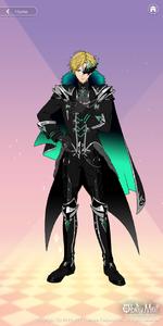 Satan's Tsl Costume