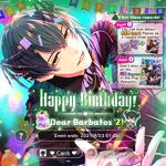 Happy Birthday! Dear Barbatos '21