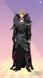 Asmodeus's TSL Costume