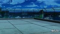 Dogi Maji Memorium Roof of Legend night