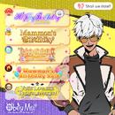 Mammon's Birthday Events (2020)