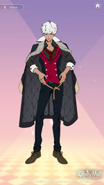 Mammon's Swapped Look