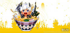 Mammon and Cup Noodles