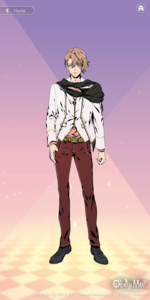 Asmodeus's Everyday Clothes