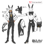 Mammon in Rabbit Outfit