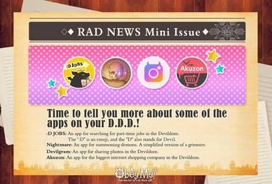 RAD News extra 3
