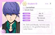 Leviathan Student Card