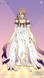 Asmodeus's Angel Outfit