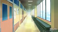 Dogi Maji Memorium hallway daytime