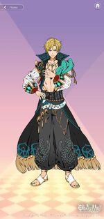 Satan's Arabian Outfit