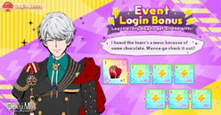 The Chocolate Incident Login