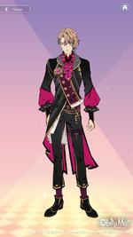 Asmo butler outfit