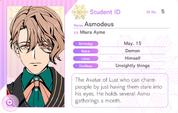 Asmodeus Student Card