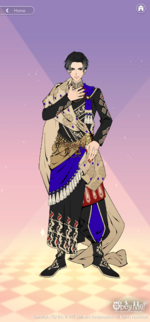 Lucifer's Arabian Outfit